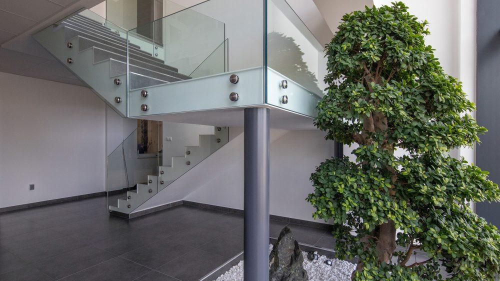 Aula lépcsőház