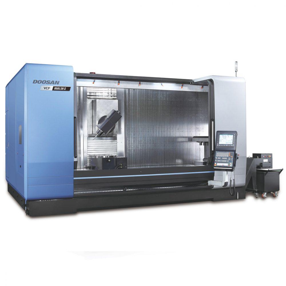 Doosan VSF 850LSR II