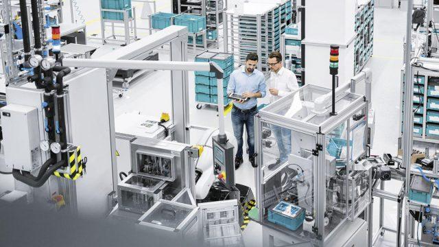 Elektronikai ipar